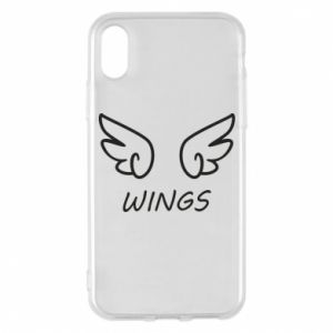 Phone case for iPhone X/Xs Wings