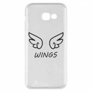 Phone case for Samsung A5 2017 Wings