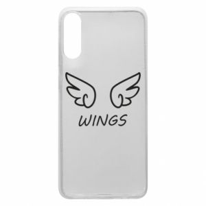 Phone case for Samsung A70 Wings
