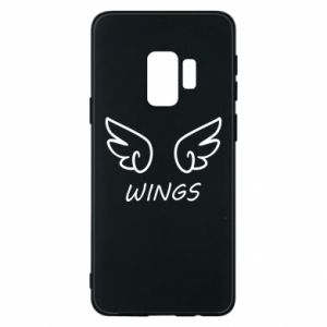 Phone case for Samsung S9 Wings