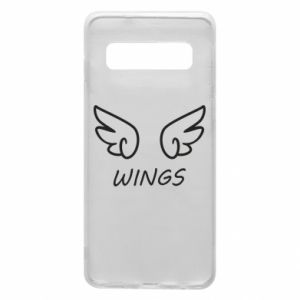 Phone case for Samsung S10 Wings