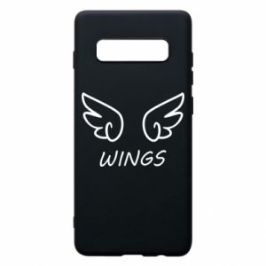Phone case for Samsung S10+ Wings