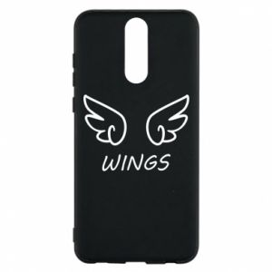 Phone case for Huawei Mate 10 Lite Wings