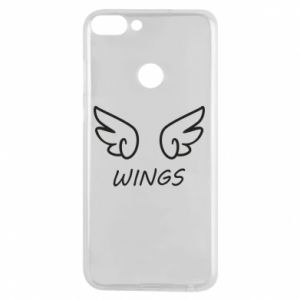 Phone case for Huawei P Smart Wings