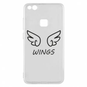 Phone case for Huawei P10 Lite Wings