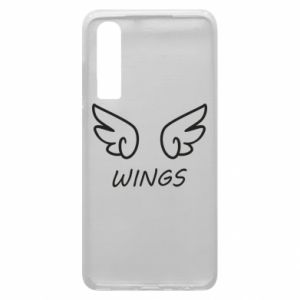 Phone case for Huawei P30 Wings