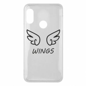 Phone case for Mi A2 Lite Wings