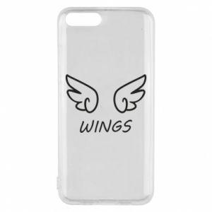 Phone case for Xiaomi Mi6 Wings