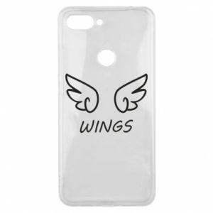 Phone case for Xiaomi Mi8 Lite Wings