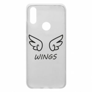 Phone case for Xiaomi Redmi 7 Wings