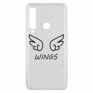 Phone case for Samsung A9 2018 Wings