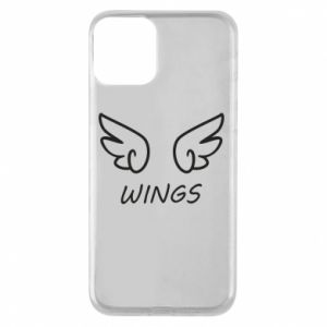 Phone case for iPhone 11 Wings