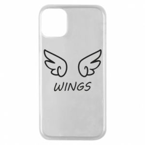 Phone case for iPhone 11 Pro Wings