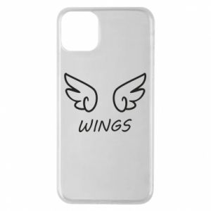 Phone case for iPhone 11 Pro Max Wings