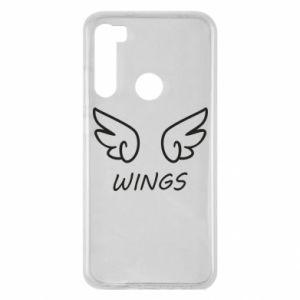 Etui na Xiaomi Redmi Note 8 Wings