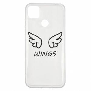 Etui na Xiaomi Redmi 9c Wings