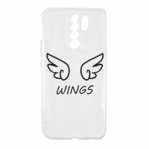 Etui na Xiaomi Redmi 9 Wings