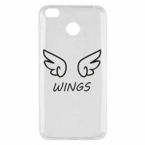 Etui na Xiaomi Redmi 4X Wings