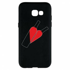 Phone case for Samsung A5 2017 Wine is love