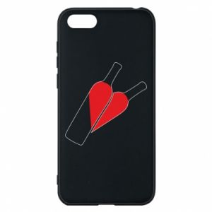 Phone case for Huawei Y5 2018 Wine is love