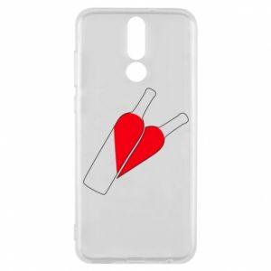 Etui na Huawei Mate 10 Lite Wino to miłość