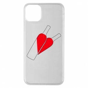 Etui na iPhone 11 Pro Max Wino to miłość