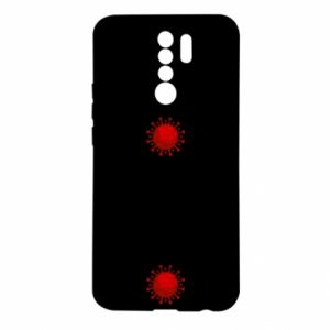 Xiaomi Redmi 9 Case Virus