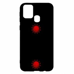Samsung M31 Case Virus