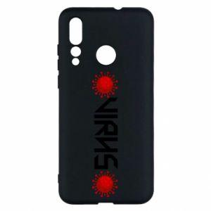 Huawei Nova 4 Case Virus