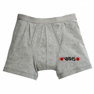 Boxer trunks Virus