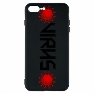 Phone case for iPhone 7 Plus Virus