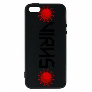 Etui na iPhone 5/5S/SE Wirus