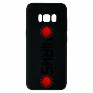 Phone case for Samsung S8 Virus