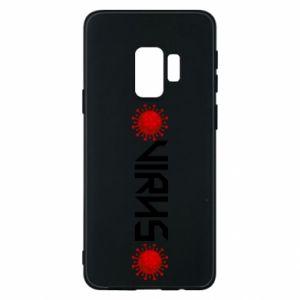 Phone case for Samsung S9 Virus