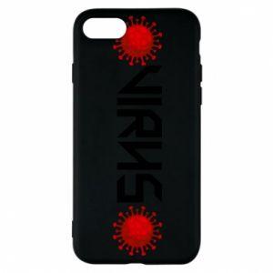 Phone case for iPhone 8 Virus