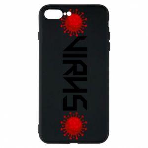 Phone case for iPhone 8 Plus Virus