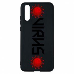 Phone case for Huawei P20 Virus