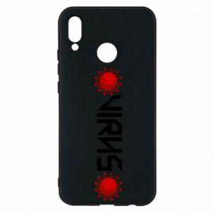 Phone case for Huawei P20 Lite Virus