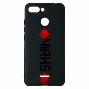 Phone case for Xiaomi Redmi 6 Virus