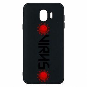 Phone case for Samsung J4 Virus
