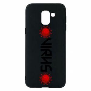 Phone case for Samsung J6 Virus