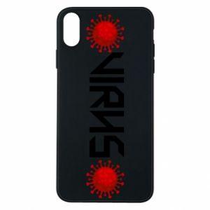 Phone case for iPhone Xs Max Virus