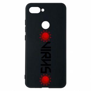 Phone case for Xiaomi Mi8 Lite Virus