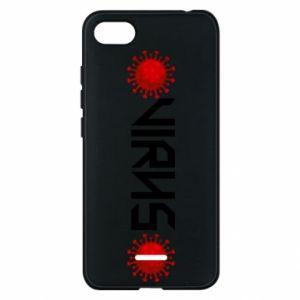 Phone case for Xiaomi Redmi 6A Virus
