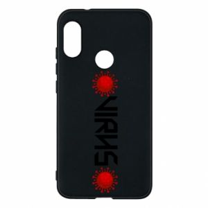 Phone case for Mi A2 Lite Virus
