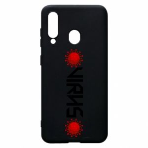 Phone case for Samsung A60 Virus