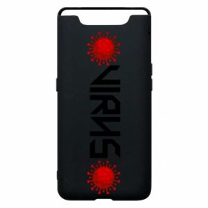 Phone case for Samsung A80 Virus