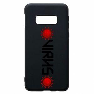 Phone case for Samsung S10e Virus