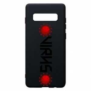 Phone case for Samsung S10+ Virus