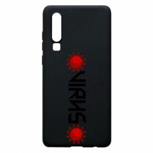Phone case for Huawei P30 Virus